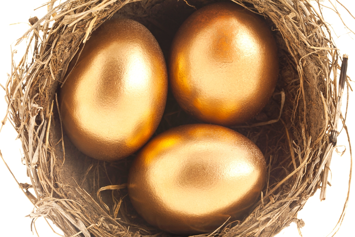 You are worth more than a golden egg…
